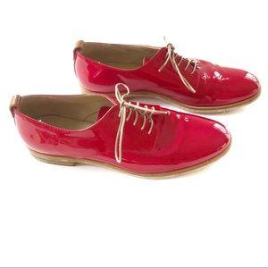 AGL Attilio Giusti Leombruni Patent Leather Shoe